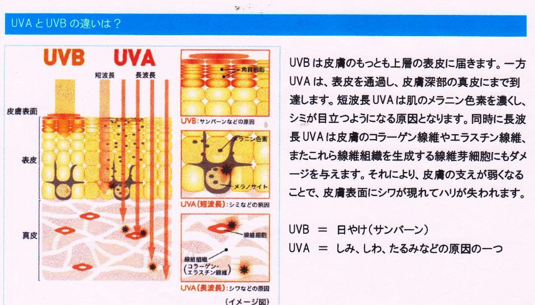 紫外線UV2