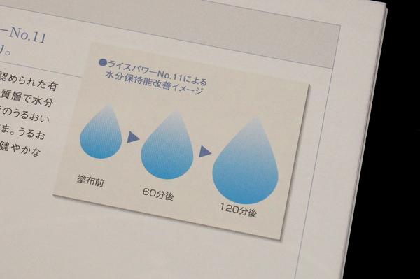 水分保持能改善イメージ