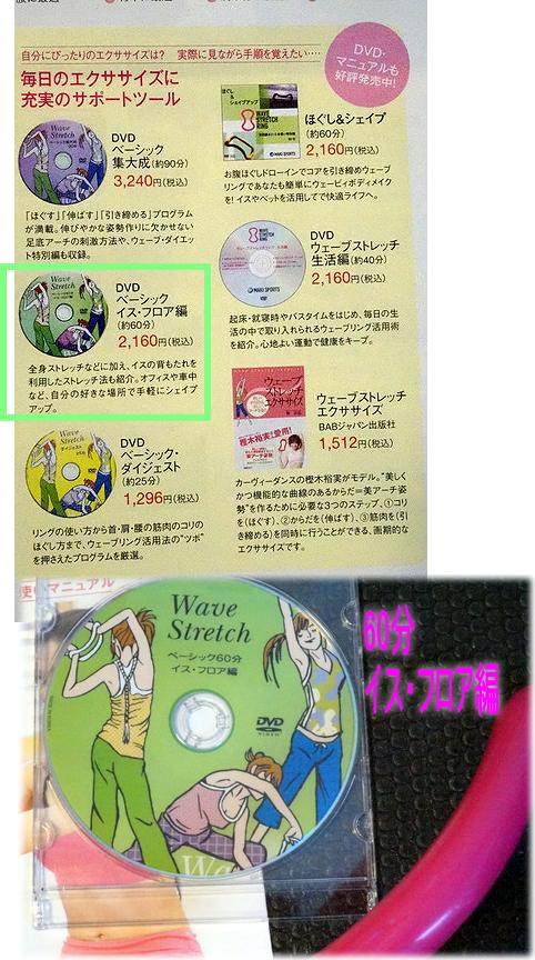 DVD イスフロア