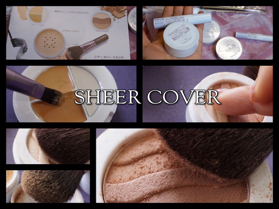 SHEER COVER