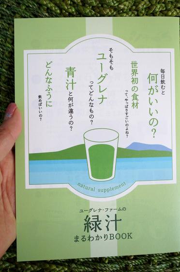 緑汁まるわかり