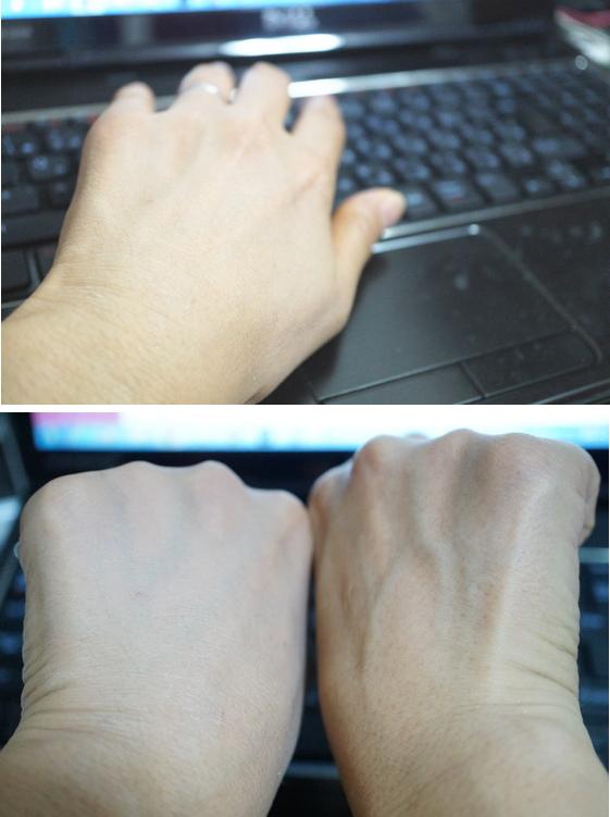 右手と左手