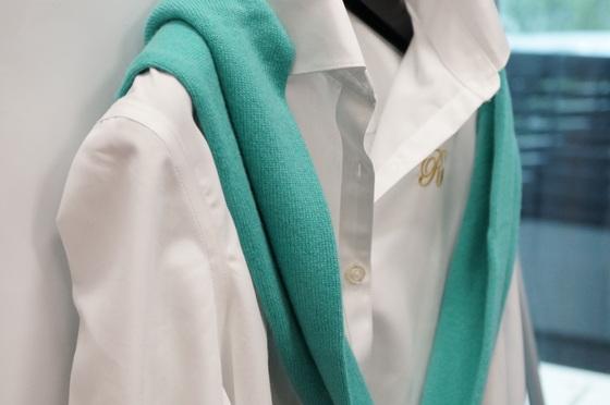シャツ スピーマ綿