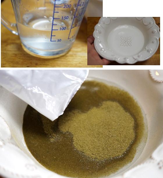 チラコル 粉末