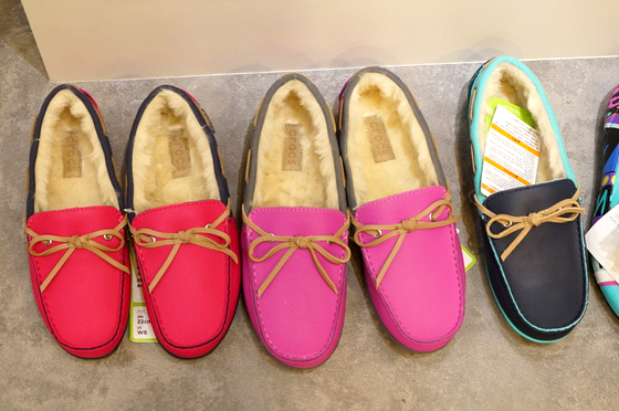 wrap ColorLite lined loafer w ラップ カラーライト ラインドローファー ウィメン