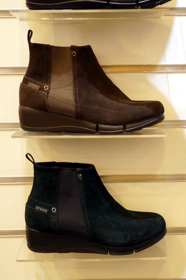 stretch sole wedge bootie w ストレッチ ソール ウェッジ ブーティ ウィメン