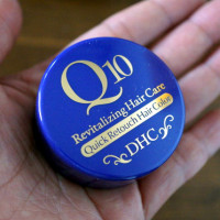 「DHC Q10クイック白髪かくし」