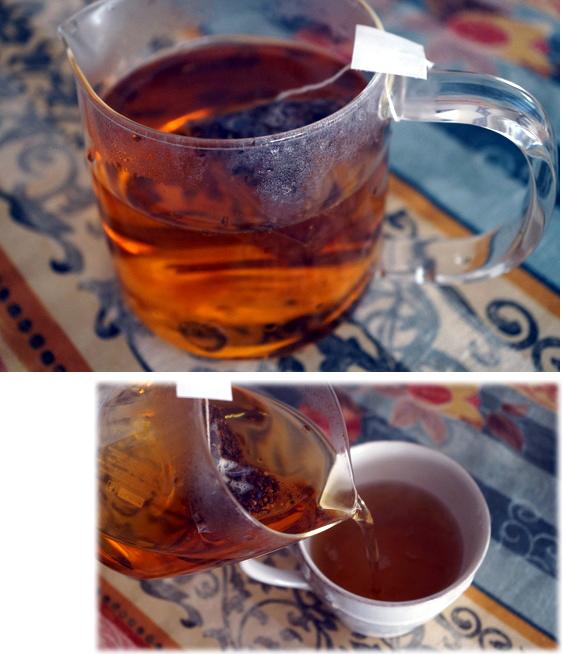 ティーバッグ ごぼう茶