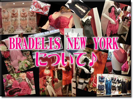 BRADELIS NEW YORKバナー