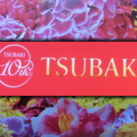 資生堂TSUBAKI誕生10周年記念イベント