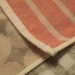 室内干しで乾くから、外に洗濯物が干せない人におすすめ!DAYSバスタオル&フェイスタオル♪