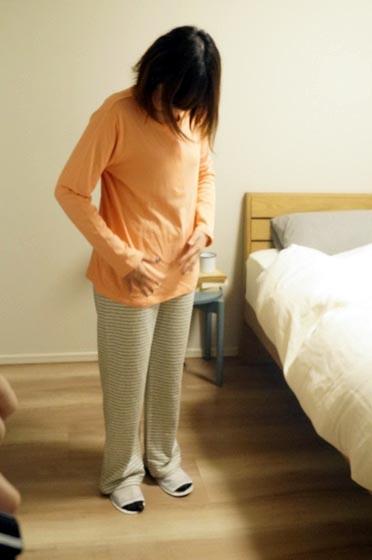 スタッフさんパジャマ