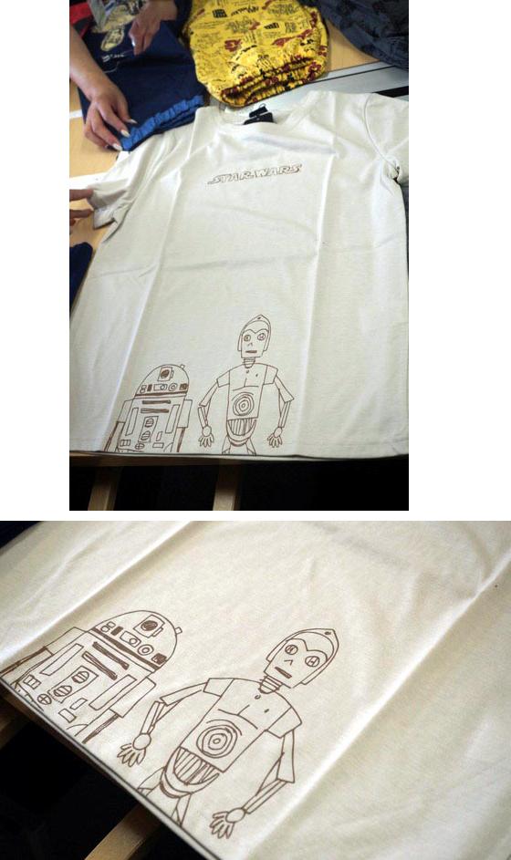 スターウォーズ Tシャツ 柄