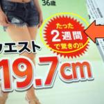 腹筋 マシン 「ワンダー コア」は効果ある?たった2週間で ウエスト-19.7cmって本当かな~