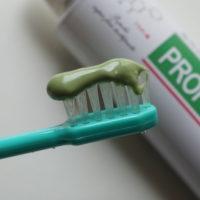 歯周病・口臭予防専用の薬用ハミガキ粉「プロポデンタルEX」美味しい