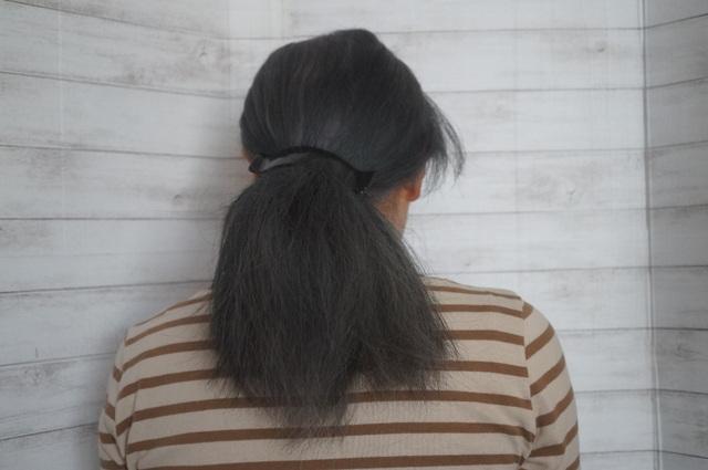 ワタシの髪の毛2021.05